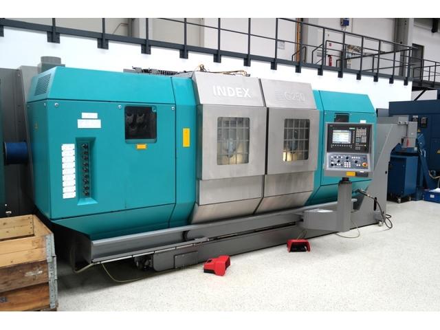 more images Lathe machine Index G 250