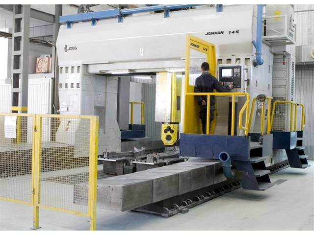 more images Jobs Jomach 145 Portal milling machines