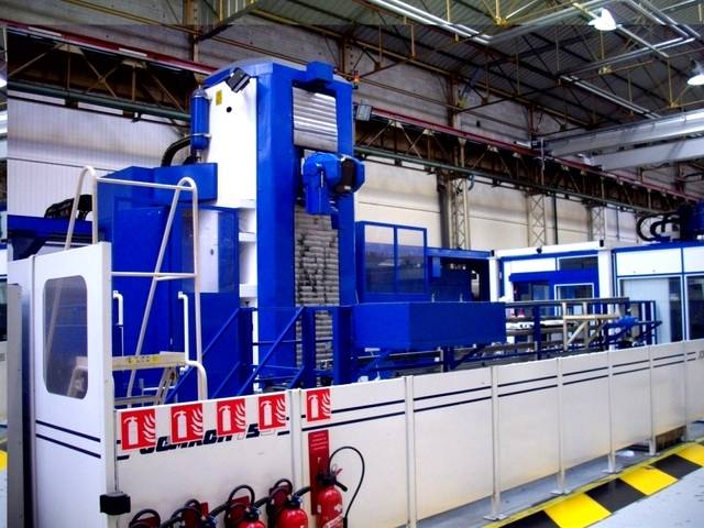 more images Jobs Jomach 159 Bed milling machine