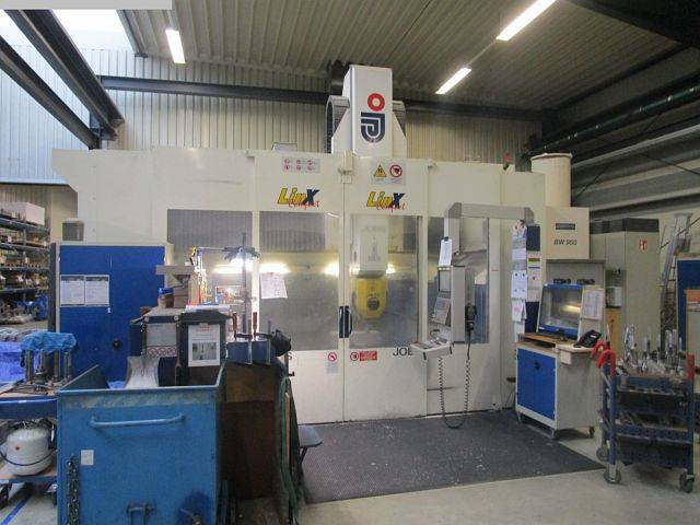 more images Jobs Linx Compact Portal milling machines