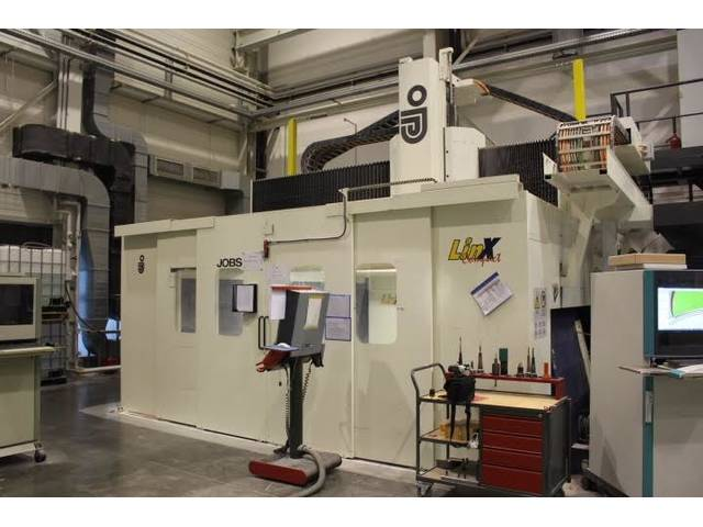 more images Jobs Linx Compact 30 Portal milling machines