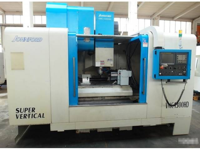 more images Milling machine Johnford VMC 1300 HD
