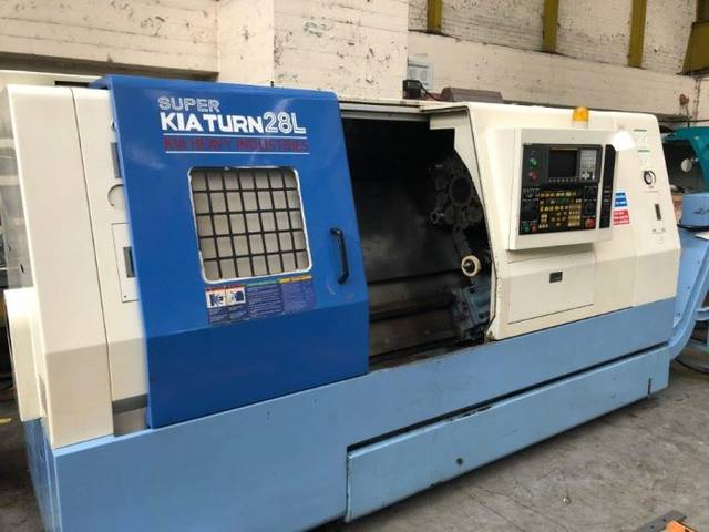 more images Lathe machine KIA Turn 28 L
