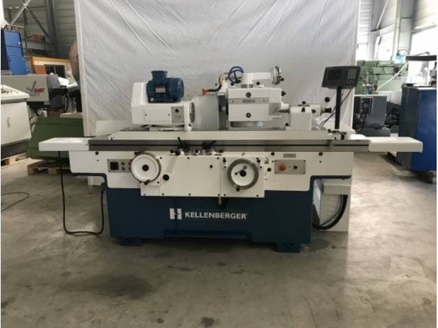 more images Grinding machine Kellenberger 1000 U - revidiert