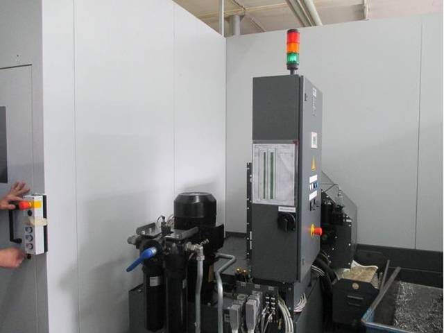 more images Milling machine Keppler HDC 4000, Y.  2011