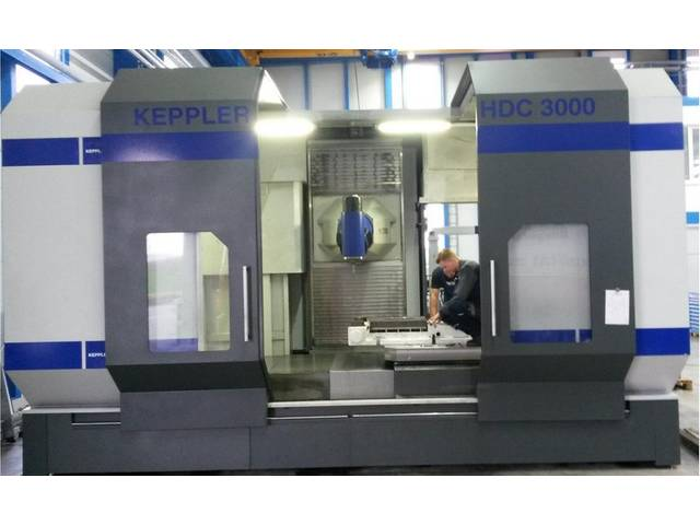 more images Milling machine Keppler HDC 3000