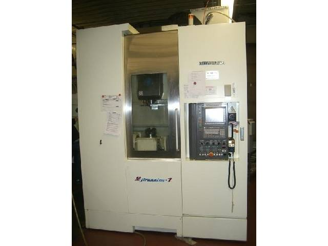 more images Milling machine Kitamura Mytrunnion-1
