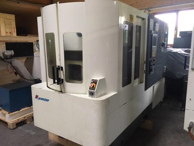 more images Milling machine Kitamura HX 250i, Y.  2001