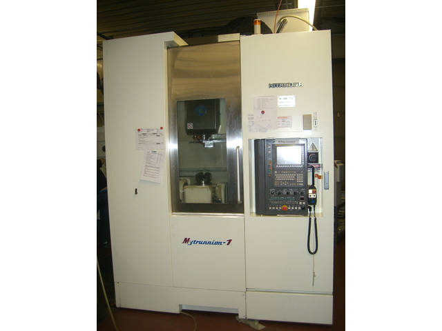 more images Milling machine Kitamura Mytrunnion 1, Y.  2007