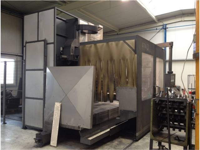more images Lagun GTM 3 x 2000 Bed milling machine