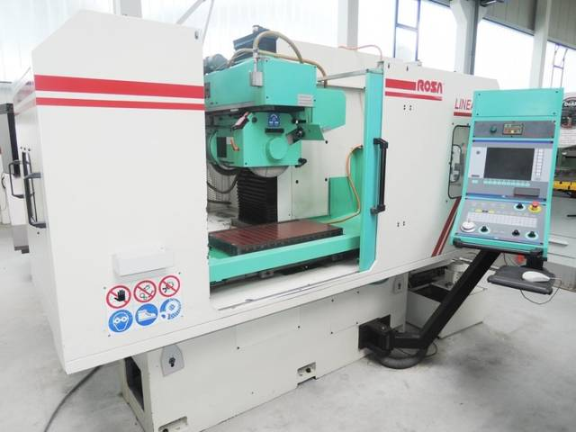 more images Grinding machine Rosa Linea Iron 08.6 CNC