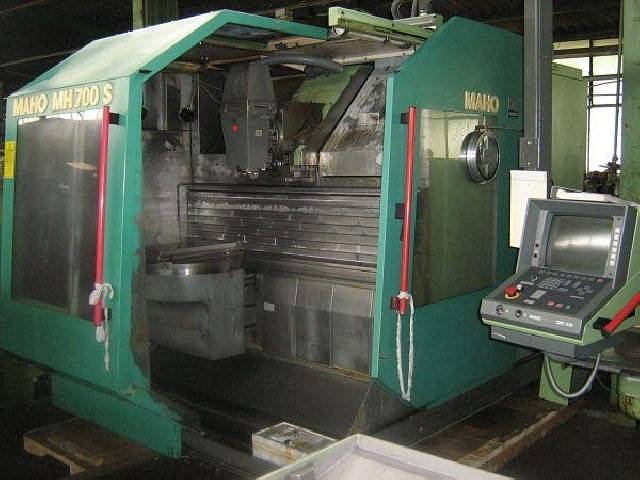 more images Milling machine DMG MH 700 S