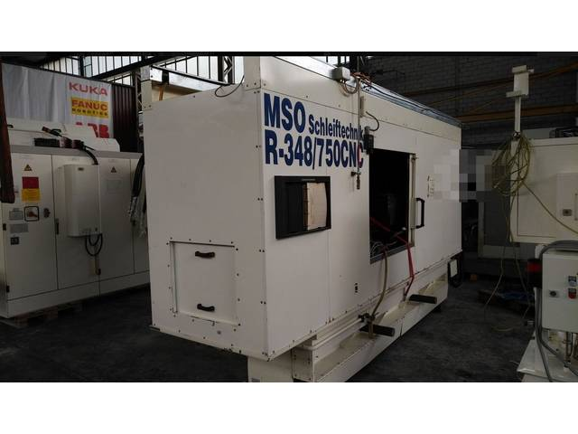 more images Grinding machine MSO S 348 / 750 CNC