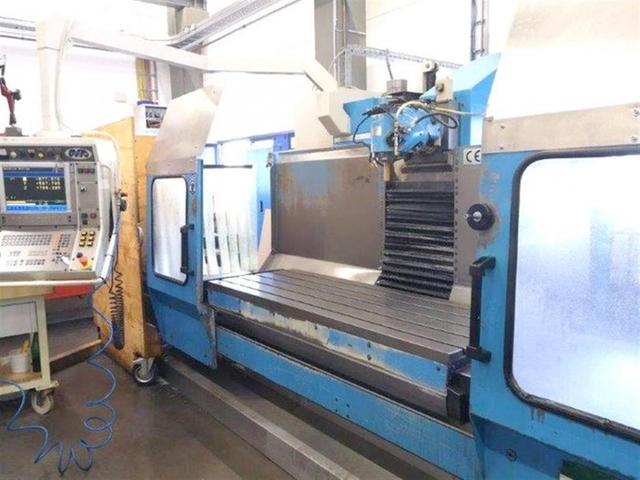 more images MTE Kompakt Plus Bed milling machine