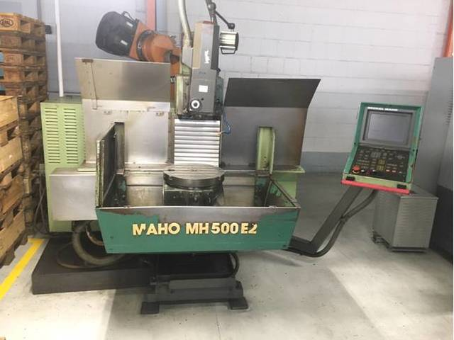 more images Milling machine Maho MH 500 E 2
