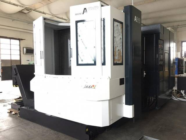 more images Milling machine Makino A 99 A 40, Y.  2018