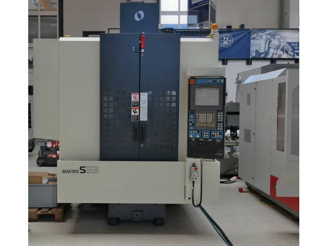 more images Milling machine Makino S 33 - A 30, Y.  2007