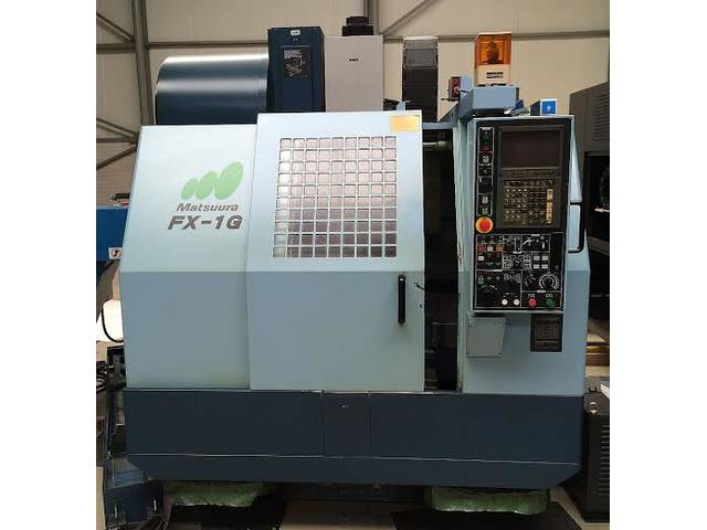 more images Milling machine Matsuura FX 1 G