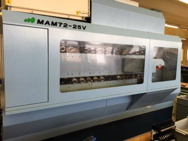 more images Milling machine Matsuura MAM 72 - 25 V, Y.  2007