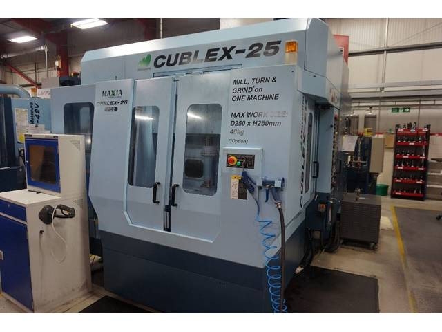 more images Milling machine Matsuura Cublex 25, Y.  2008