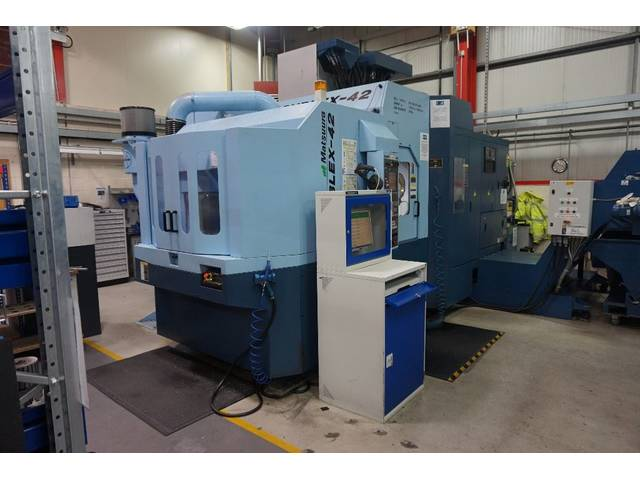 more images Milling machine Matsuura Cublex 42
