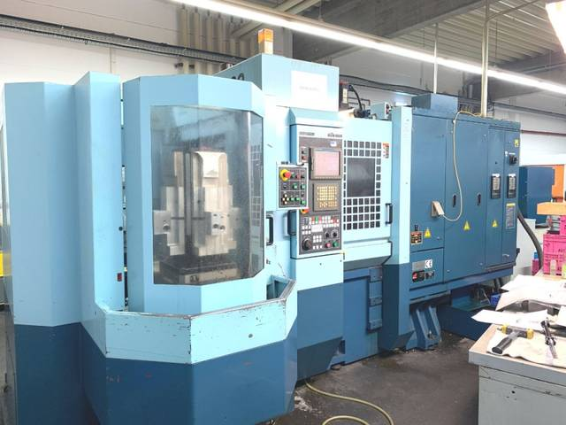 more images Milling machine Matsuura H. Plus - 300 PC5, Y.  2003