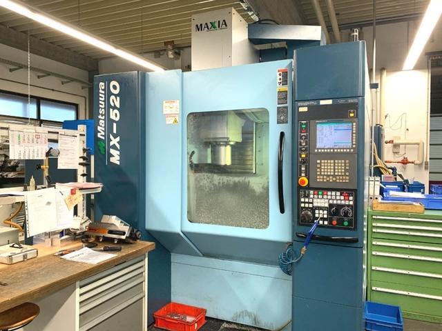 more images Milling machine Matsuura MX-520, Y.  2012