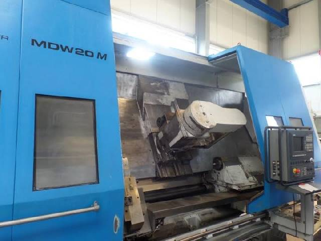 more images Lathe machine Max Müller MDW 20 M x 3000