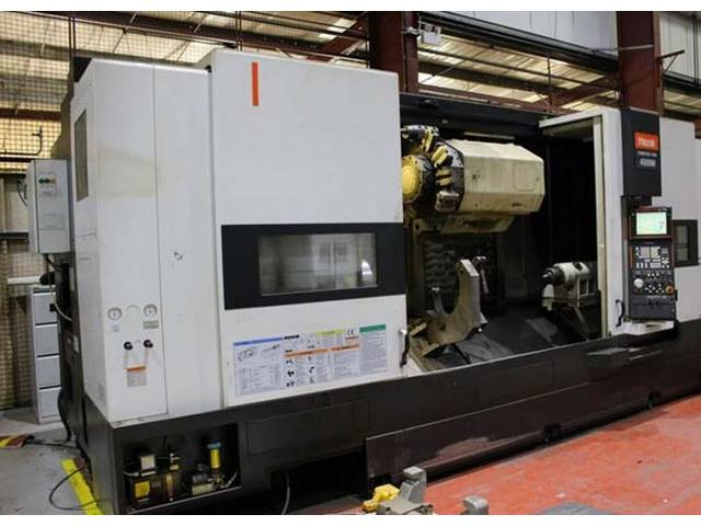 more images Lathe machine Mazak Cybertech 4500 M