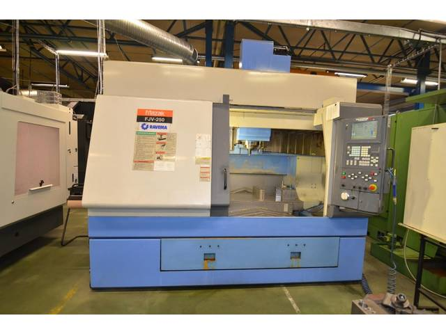 more images Milling machine Mazak FJV 250
