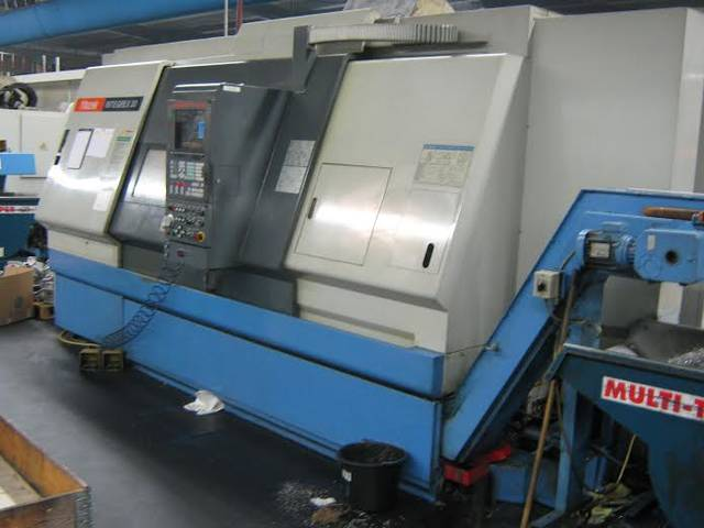 more images Lathe machine Mazak Integrex 30 Universal 1500