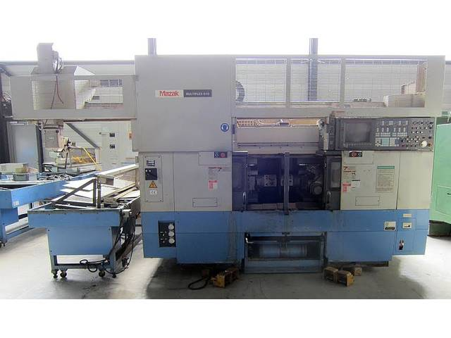more images Lathe machine Mazak Multiplex 610 + GL 50N