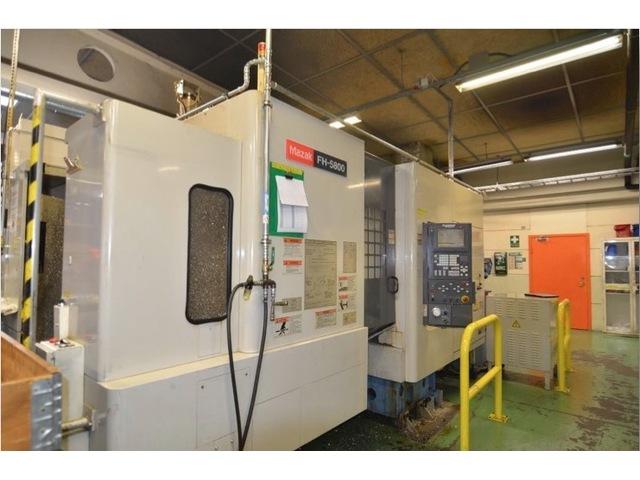 more images Milling machine Mazak FH 5800, Y.  2002