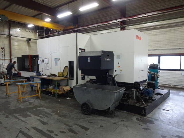 more images Milling machine Mazak FJV 60/160, Y.  2014