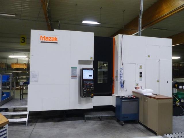 more images Milling machine Mazak HCN 6000 II, Y.  2011
