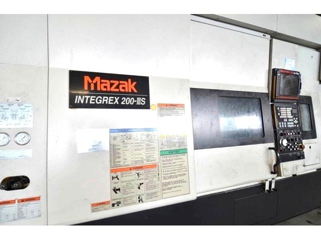 more images Lathe machine Mazak Integrex 200 III S  + Flex GL 100 F