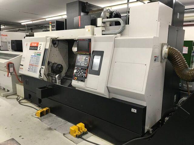 more images Lathe machine Mazak Integrex 200 III S