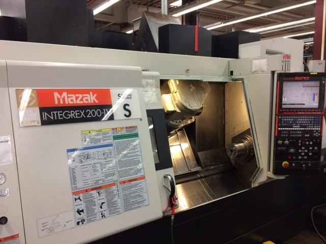 more images Lathe machine Mazak Integrex 200 IV S x 1000