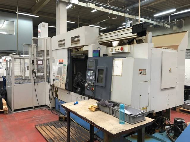 more images Lathe machine Mazak Integrex 200 SY + Flex - GL 100C