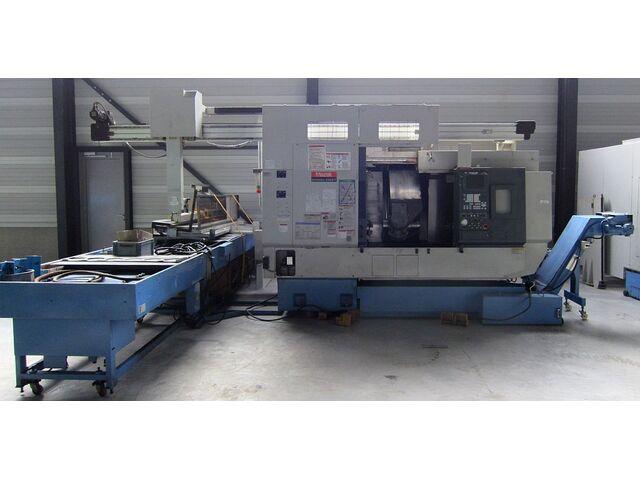 more images Lathe machine Mazak Integrex 200 SY + GL 150 F