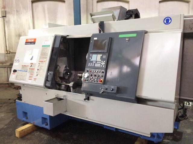 more images Lathe machine Mazak Integrex 200 Y