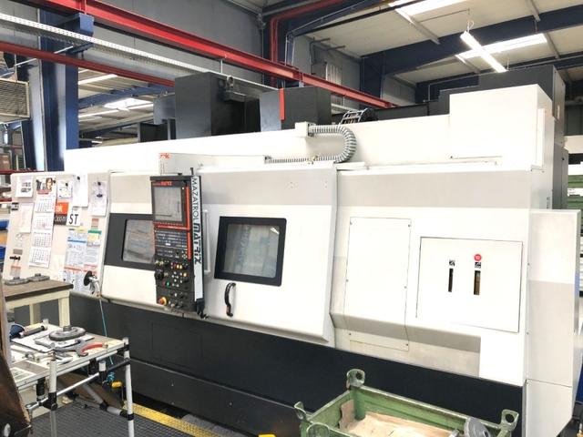 more images Lathe machine Mazak Integrex 300 IV ST - 1500