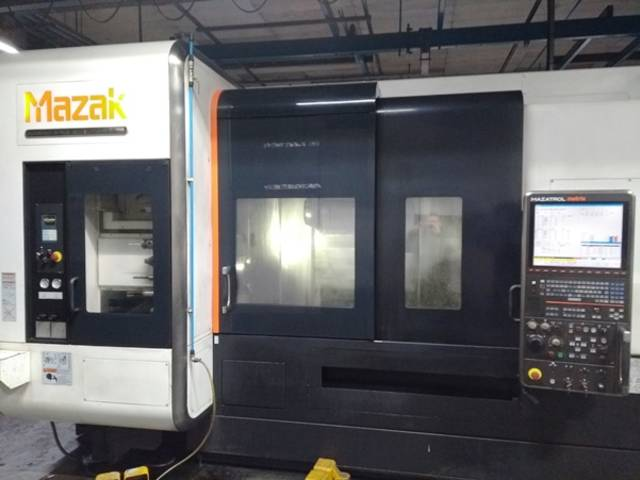 more images Lathe machine Mazak Integrex i 400 S