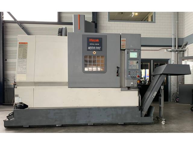 more images Milling machine Mazak Nexus 510C, Y.  2003