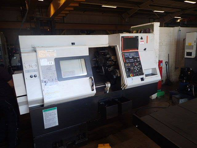 more images Lathe machine Mazak QT Nexus 250 II MSY