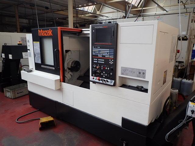more images Lathe machine Mazak QT Smart 200 M x 500