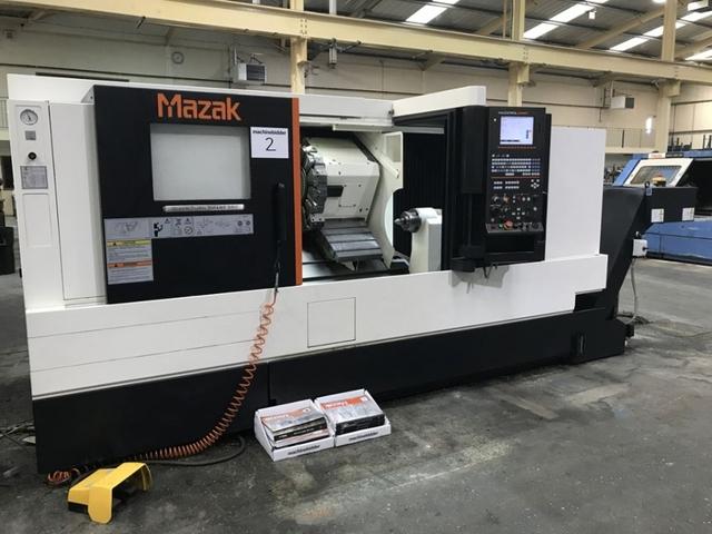 more images Lathe machine Mazak QT Smart 350