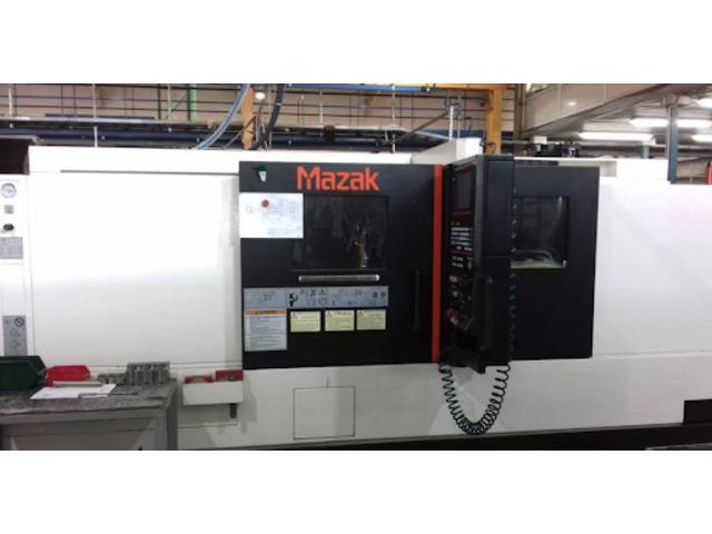 more images Lathe machine Mazak QT Smart 300 M