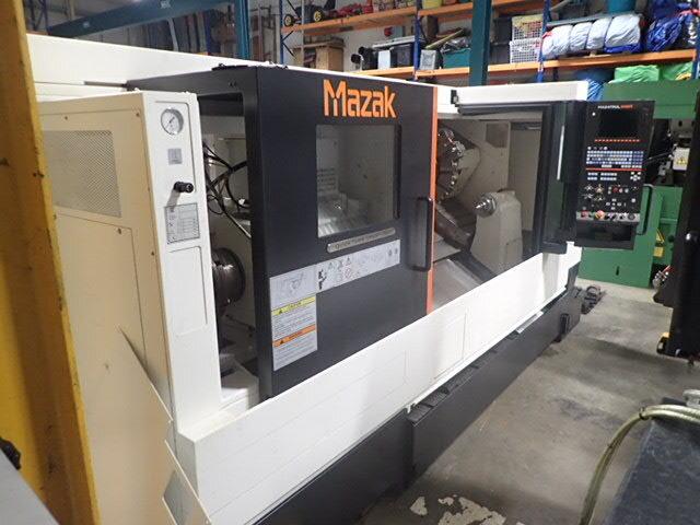 more images Lathe machine Mazak Quick Turn Smart 350