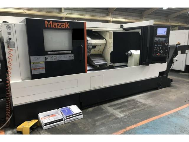 more images Lathe machine Mazak Quick Turn Smart 350 - 1250 U
